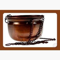 Hanging Copper Censer Incense Burner