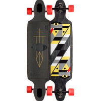 Goldcoast Serpentagram Skateboard Black One Size For Men 23948510001