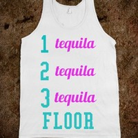 Tequila - t-shirts/tanks and more