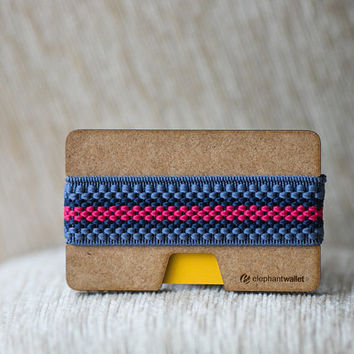 Front pocket Wallet, credit card holder, men and women wallet , slim minimalist , modern design NW
