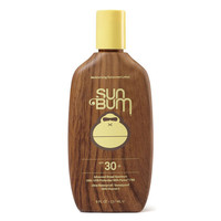 Sun Bum Spf 30 Moisturizing Sunscreen Lotion (8Oz) Yellow One Size For Men 24666160001