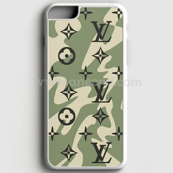 Louis Vuitton Camo Pattern iPhone 7 Plus Case  | Aneend.com