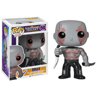 Funko POP! Guardians of the Galaxy Movie - Vinyl Bobble - DRAX (Pre-Order ships July): BBToyStore.com - Toys, Plush, Trading Cards, Action Figures & Games online retail store shop sale