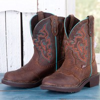 Justin Ladies' Barnwood Buff Gypsy Boots - Justin - Shop by Brand