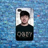 Cute Guy JC Caylen Phone Case Nice Rubber Cell Cover iPhone Apple Cool Obey