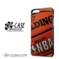 Basketball Silver NBA DEAL-1361 Apple Phonecase Cover For Iphone 6 / 6S Plus