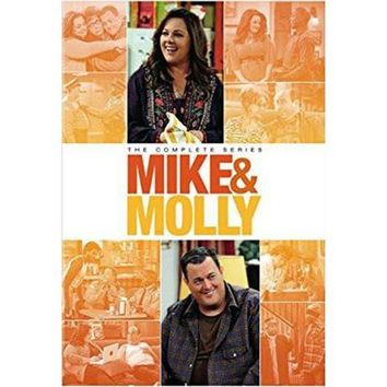 Mike & Molly DVD Complete Series Box Set