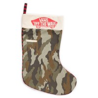 Vans Checkered Stocking (Camo)