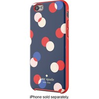 kate spade new york - 3 Dot Hybrid Hard Shell Case for Apple® iPhone® 6 and 6s - Navy