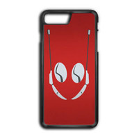 Ant Man Logo The Avenger Case For iPhone 6 6s 7 8 Plus X Samsung Note Edge Cover