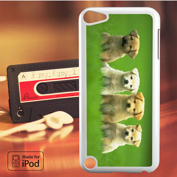 gorgeous puppies Cute iPod Touch 4 Case, iPod Touch 5 Case, iPod Touch 6 Case