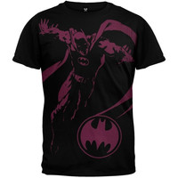 Batman - Outline All-Over T-Shirt = 1927787844