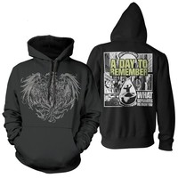 A Day To Remember: Golden Eagle Hoodie