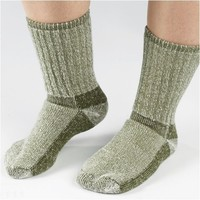 Maggie's Organics Wool Killington Mountain Hiker Sock