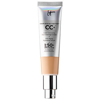 Your Skin But Better™ CC+™ Cream with SPF 50+ - IT Cosmetics | Sephora