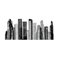 Towers Wall Decal
