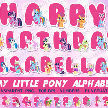 Best My Little Pony Birthday Party Invitations Products On Wanelo - My little pony birthday party invitation template