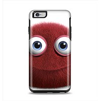 The Red Fuzzy Wuzzy Apple iPhone 6 Plus Otterbox Symmetry Case Skin Set