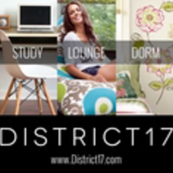 Furniture for Teens, Bedding & Furnishings for Dorm Rooms & Teen Bedrooms | District17.com