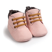 Moccasins Baby Shoes Soft Moustache Crib Footwear Newborn Baby Boys Casual Flock First Walkers Shoes