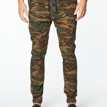 Men's Chinos, IFD Camo Dakota Chinos, Buy online