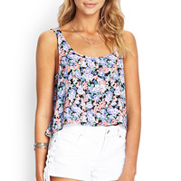 Sweet Escape Floral Tank