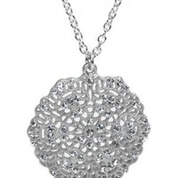 Designs by Stephene Medallion Necklace