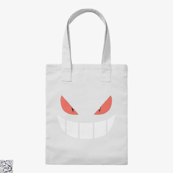 Face Of The Shadow, Pokemon Tote Bag