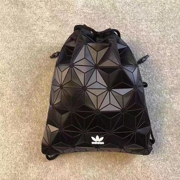8ec52d54ac0b CREYONN Adidas Originals 3D Bucket Gym Sack x Issey Miyake AY9352 BackPack  Amazing LOOK