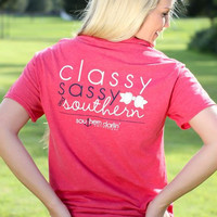 Classy, Sassy, and Southern