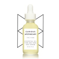 The Firm Essential oil firm and tone face serum by Curious Apothecary