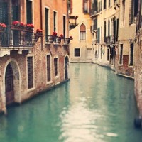 Venice Photograph, Italy, Canals, Travel Photography - When in Venice