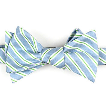 Knight Stripe Bow