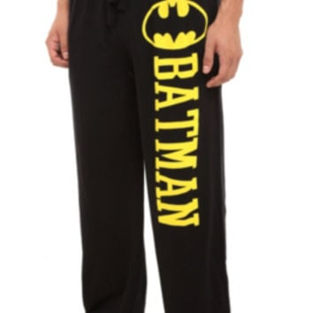 DC Comics Batman Guys Pajama Pants