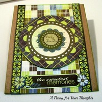 Circle of Friends Handmade All Occasion Card  | APENNY4URTHOUGHTS - Cards on ArtFire