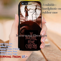 The Nightmare Before Christmas iPhone 6s 6 6s+ 5c 5s Cases Samsung Galaxy s5 s6 Edge+ NOTE 5 4 3 #cartoon #animated #NightmareBeforeChristmas dl9