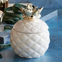 Pineapple Figurative Scented Candle