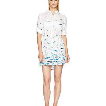 Vilebrequin Rami Blue Breath Florence Cover-Up