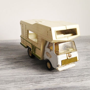 Vintage Tonka RV Winnebago Collectable Kids Toy Car