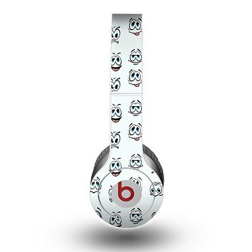 The Cartoon eyes copy 3 Skin for the Beats by Dre Original Solo-Solo HD Headphones