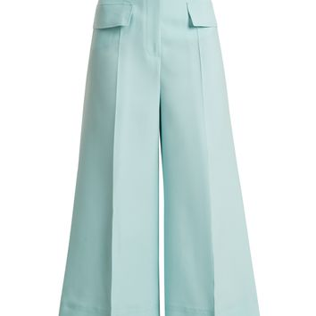Hasani high-rise wide-leg trousers | Roksanda | MATCHESFASHION.COM UK