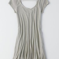 AEO Soft & Sexy V-Neck Baby T-Shirt, Pink   American Eagle Outfitters