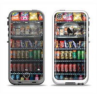 The Vending Machine Apple iPhone 5-5s LifeProof Fre Case Skin Set