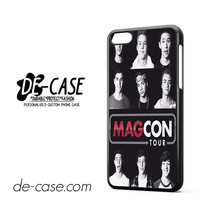 Magcon Tour DEAL-6786 Apple Phonecase Cover For Iphone 5C