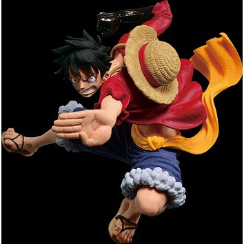 Monkey D Luffy - Scultures Big Banpresto Figure Colosseum - One Piece (Pre-order)