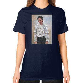 Jerry Seinfeld Puffy Unisex T-Shirt (on woman)