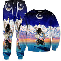 Reaching for the moon Tracksuit