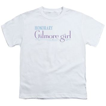 Gilmore Girls - Honorary Gilmore Girl Short Sleeve Youth 18/1
