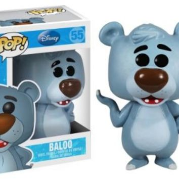 Funko POP Disney Series 5: Baloo Vinyl Figure