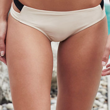 Kendall & Kylie Thick Strap Low Rise Bikini Bottom at PacSun.com